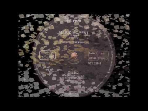 Webo -  Magic Moment (instrumental) 1984