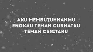 Download Lagu JIHAN AUDY - TEMAN CURHAT(LIRIK) mp3