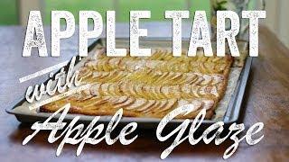 Apple Tart w/ Apple Glaze Recipe: Season 1, Ep. 3 : Chef Julie Yoon