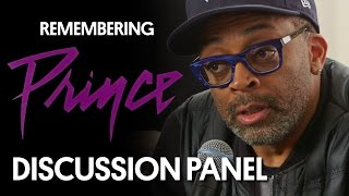 Prince Reflection: Spike Lee, Questlove, and more remember Prince | Panel 2016