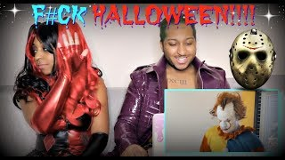 "King Vader ""DON'T DISRESPECT HALLOWEEN"" REACTION!!!"
