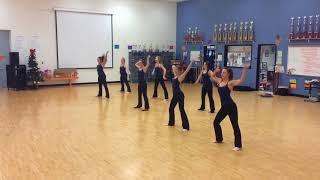 Team Pom Choreography
