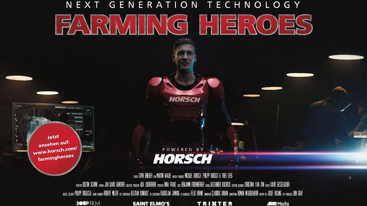 HORSCH Farming Heroes (deutsche Version)