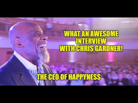Simply AWESOME ITPM Interview with Chris Gardner
