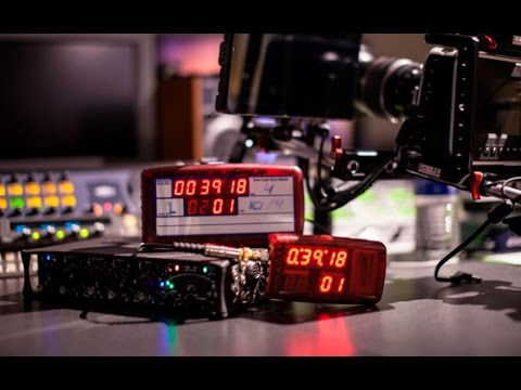 SMPTE Video Time Code Generator