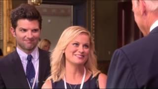 Leslie Meets Joe Biden