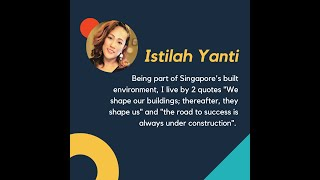 Istilah Yanti - Post COVID-19 Prospects & Challenges: Built Environment