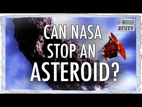 Can NASA Actually Defend the Planet from an Asteroid?