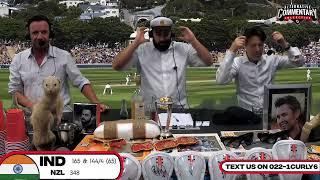 Black Caps Vs India 1st Test Day 3