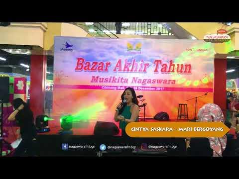 Cintya Saskara - Mari Bergoyang (Live)