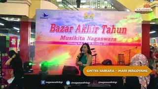 Cover images Cintya Saskara - Mari Bergoyang (Live)