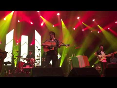 The Coronas: San Diego Song; Live At The Marquee, Cork 25.06.16