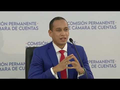 Entrevista a Carlos David Betánces Gómez I Comisión Permanente Cámara de Cuentas 2021