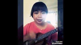 Người và Ta - Rhymastic ft Thanh Huyền - Ukulele phiên bản tóc không được đẹp cho lắm...