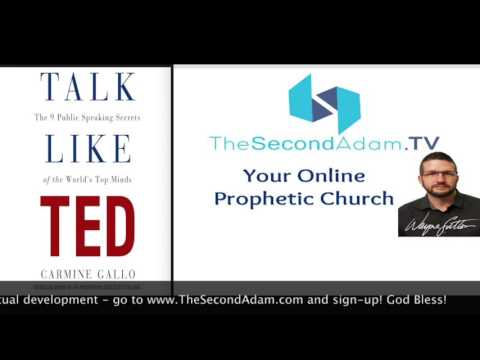 Talk Like TED - Book Review  Thoughts - YouTube