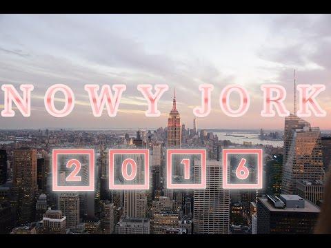 NOWY JORK 2016 - mieszkamy obok Obamy, Central Park + Soho
