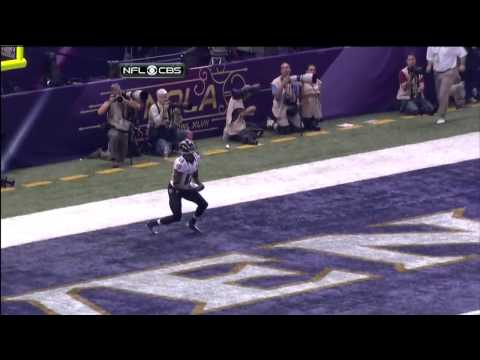 JACOBY JONES 109 YARD KICK RETURN TD! BREAKS ALL TIME RECORD!