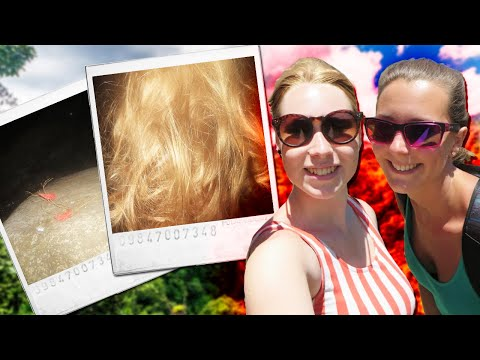 Девушки исчезли в джунглях, оставив жуткие фото. Загадочное исчезновение Kris Kremers Lisanne Froon
