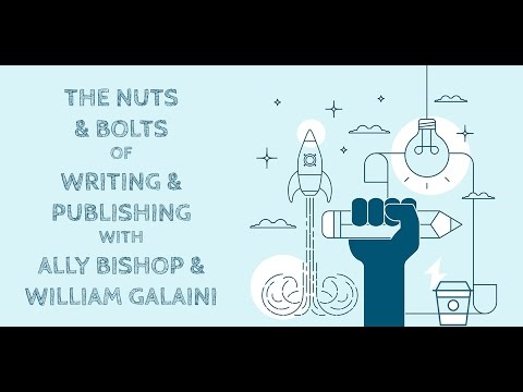 Nuts and Bolts of Novel Writing: Planning Financing for Publishing (Blab 10/22/15)