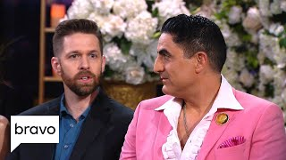 Reza Farahan Asked Adam Neely For A Divorce?! | Shahs of Sunset: Season 7, Episode 14 | Bravo