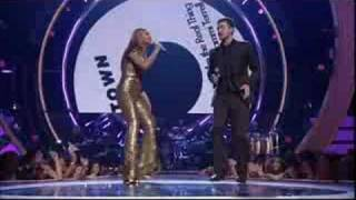 Beyoncé & Justin Timberlake - Ain't Nothing Like the Real Thing (Fashion Rocks 2008) HQ FULL