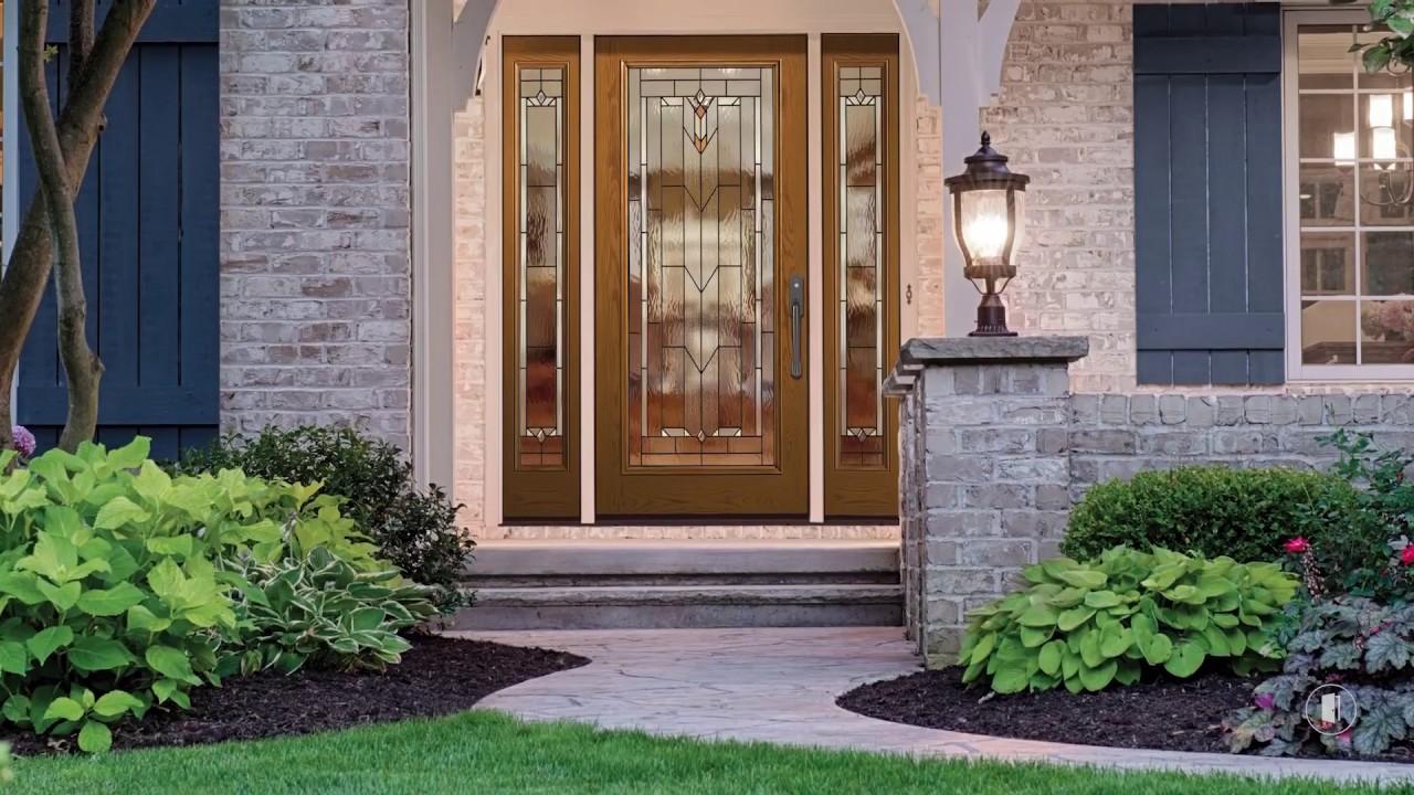 Reeb doors sanfranciscolife for Reeb fiberglass exterior doors