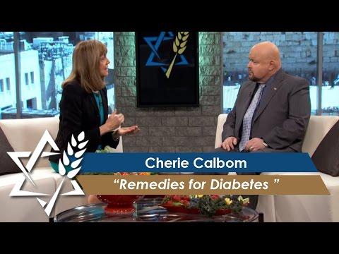 Cherie Calbom: Remedies for Diabetes (Part 1) (June 27, 2016)