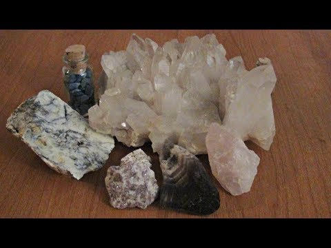 My Crystal Collection (2017)