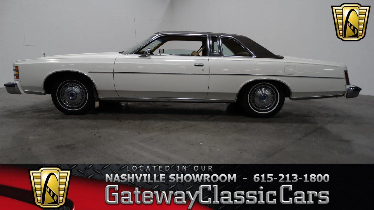 1975 Ford LTD Brougham- Gateway Classic Cars of Nashville ...