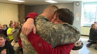🔴 Soldiers Coming Home | Most Emotional Compilations #28