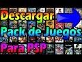 DESCARGAR JUEGOS PARA PSP 1 LINK JUEGOS PARA PSP DESCARGA DIRECTA AGOSTO 2016