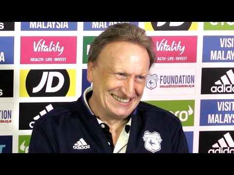 Neil Warnock Full Pre-Match Press Conference - Cardiff v Wolves - Premier League