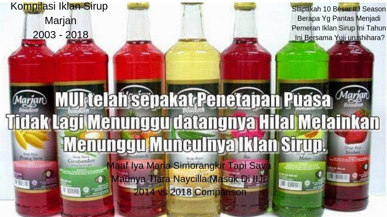 Jual Sirup Marjan Squash Orange 450ml Jakarta Barat Amiinah