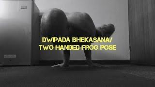 Dwihasta Bhekasana/Two Handed Frog Pose