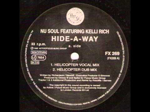 Kelli Rich - Hide-A-Way
