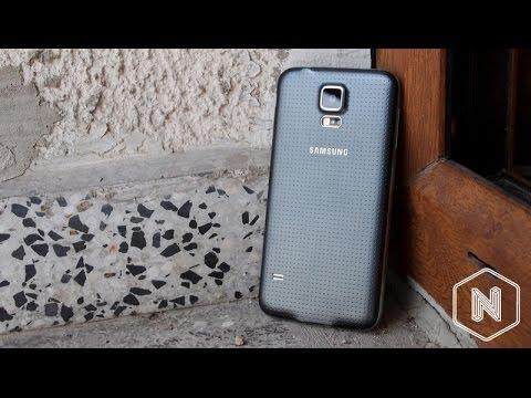 Samsung Galaxy S5 review (Bulgarian)