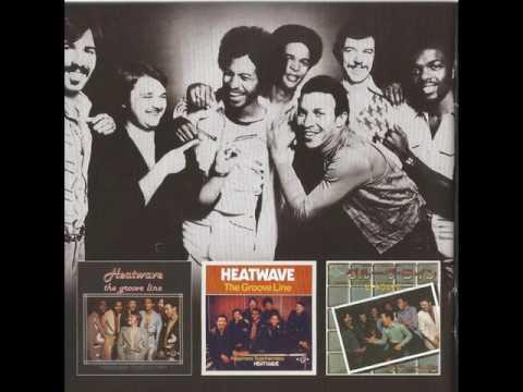 Heatwave - The Groove Line - written by Rod Temperton
