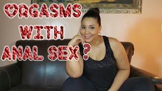 Orgasm Amazing anal