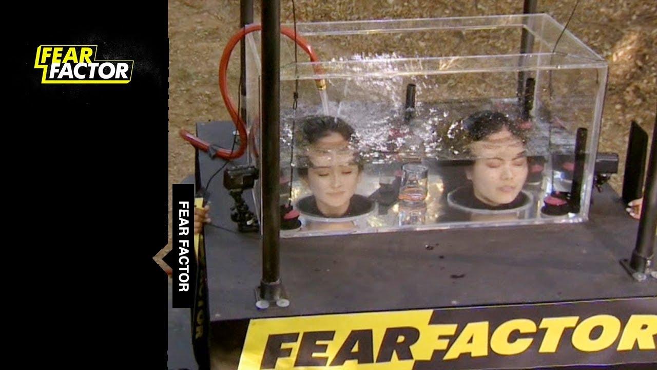 Fear Factor | Halt mal die Luft an | Episode 4