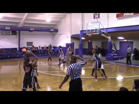 Arkansas Baptist College Lady Buffaloes vs Baton Rouge College Part 7