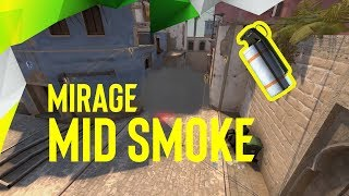 MIRAGE CT Mid Smoke - Pro-Tips