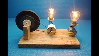 Free Energy Generator Using Most Powerful Magnet Activity
