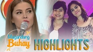 Magandang Buhay: K is proud of her daughter's achievements