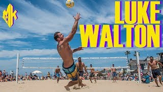 Luke Walton BEACH VOLLEYBALL HIGHLIGHTS