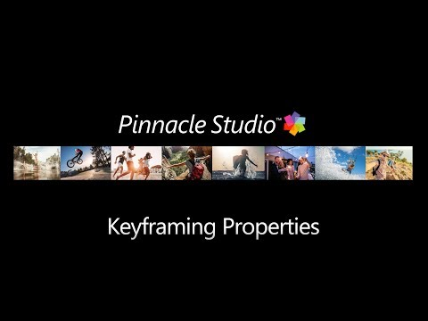 Keyframing in Pinnacle Studio
