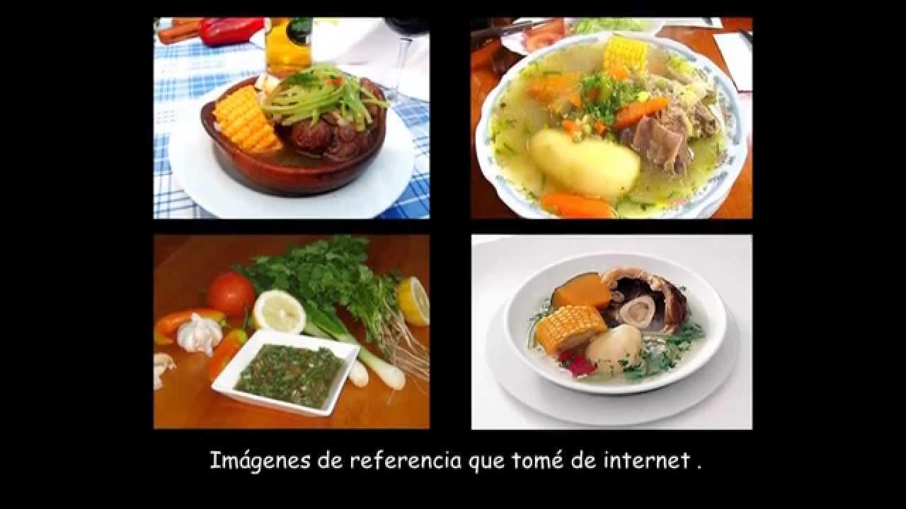 Cazuela a la chilena platos populares cocina f cil for Youtube cocina para todos