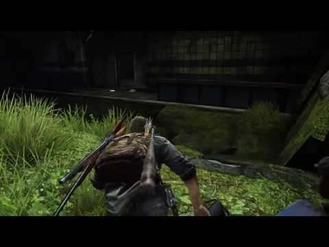 The Last Of Us - Underground Tunnel Grounded Mode Stealth