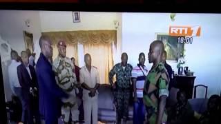 Côte d'Ivoire : La RTI donne des précisions sur la mutinerie   Le ministère de la défense