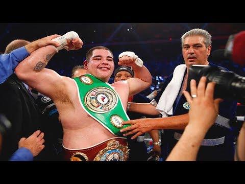 Andy Ruiz Jr - Knockouts Highlights (2019)