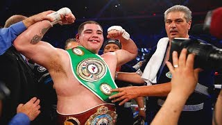 Andy Ruiz Jr - Knockouts Highlights (2019)